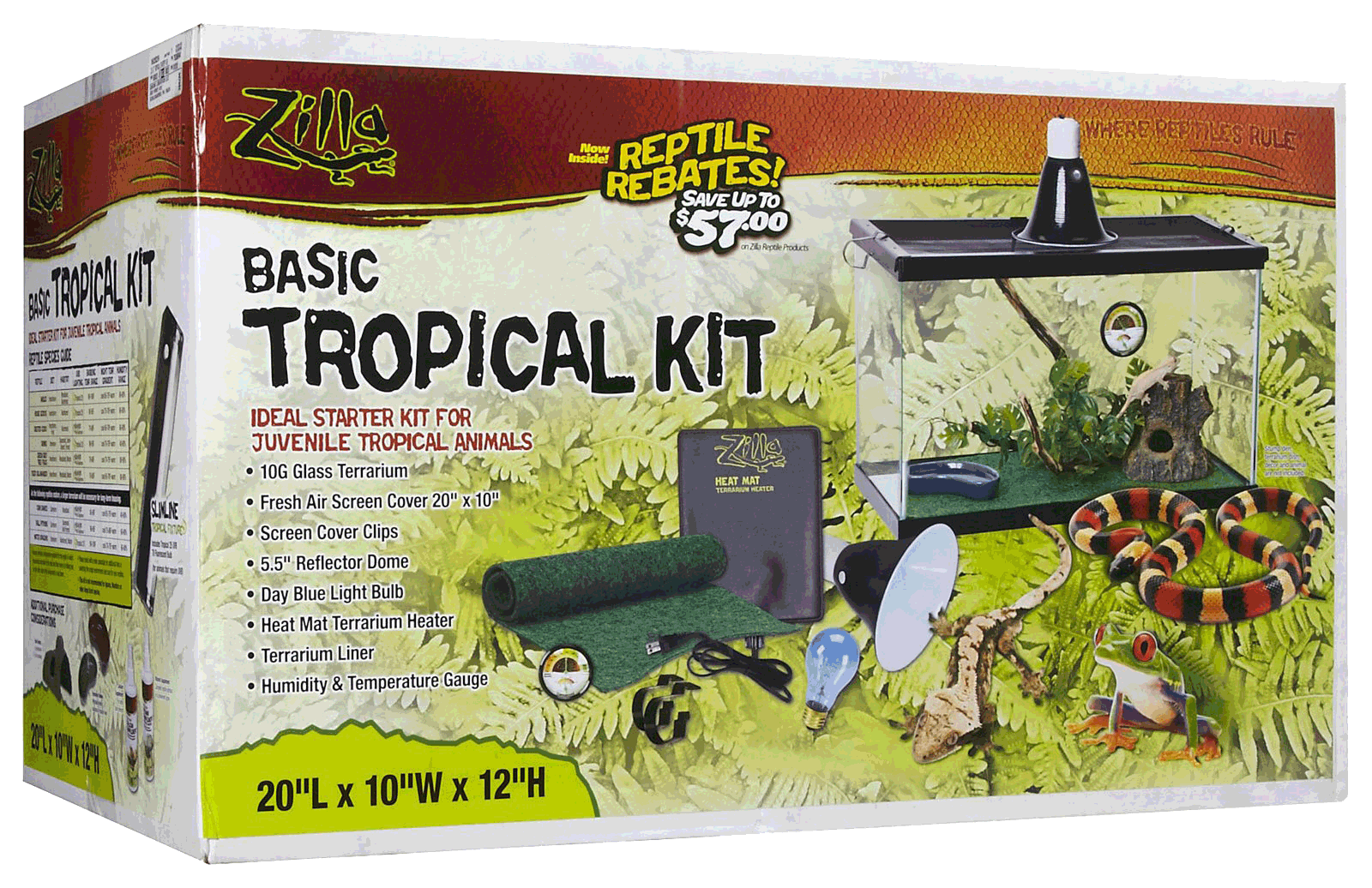 Super Special On Zilla Starter Kits
