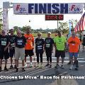 Choose to Move Race for Parkinsons 2019 Event