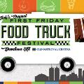 Old National Centre Food Truck Friday 2019 September