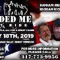 VFW Noblesville My Country Needed Me Ride 2019