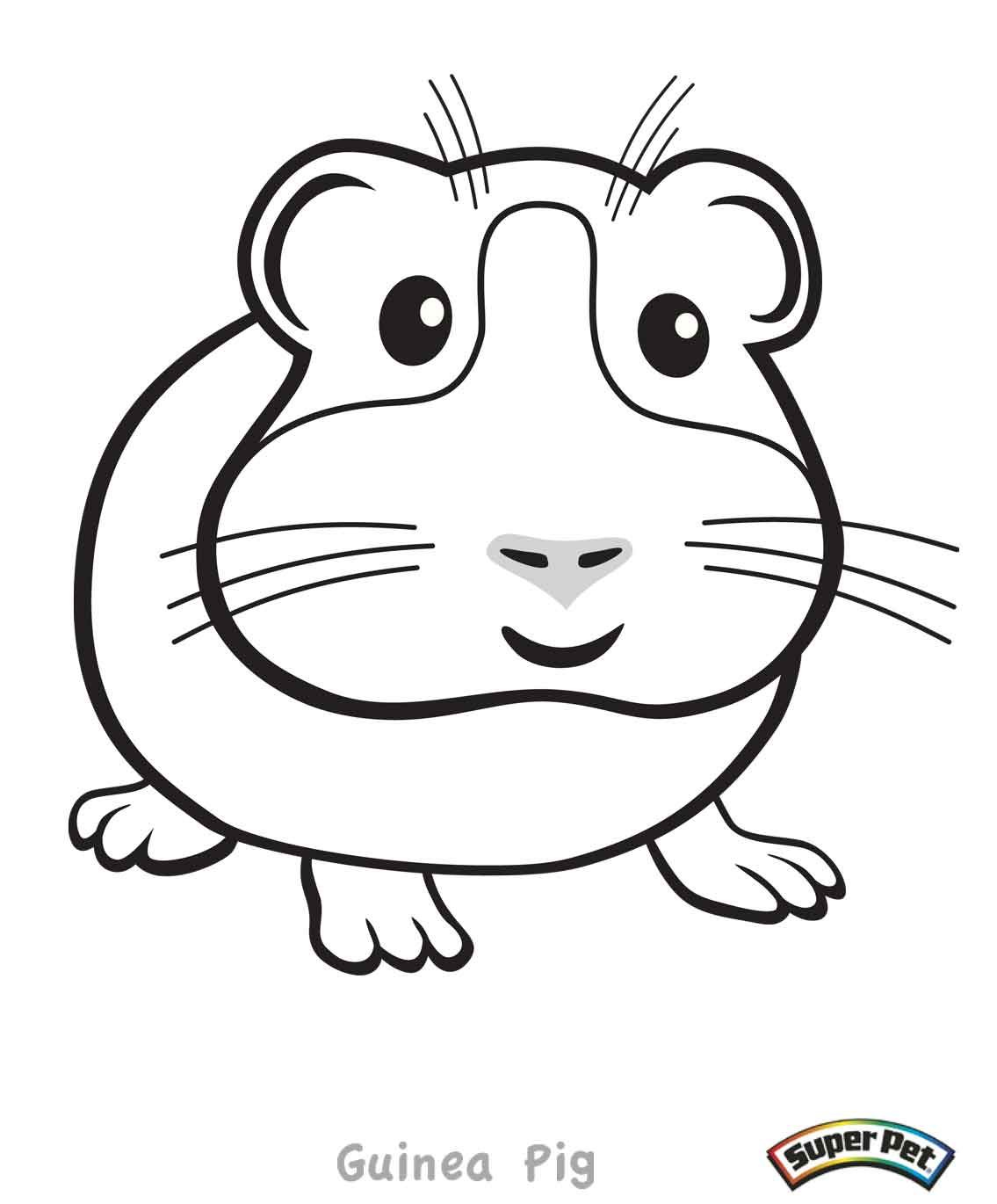 Critter Coloring Pages