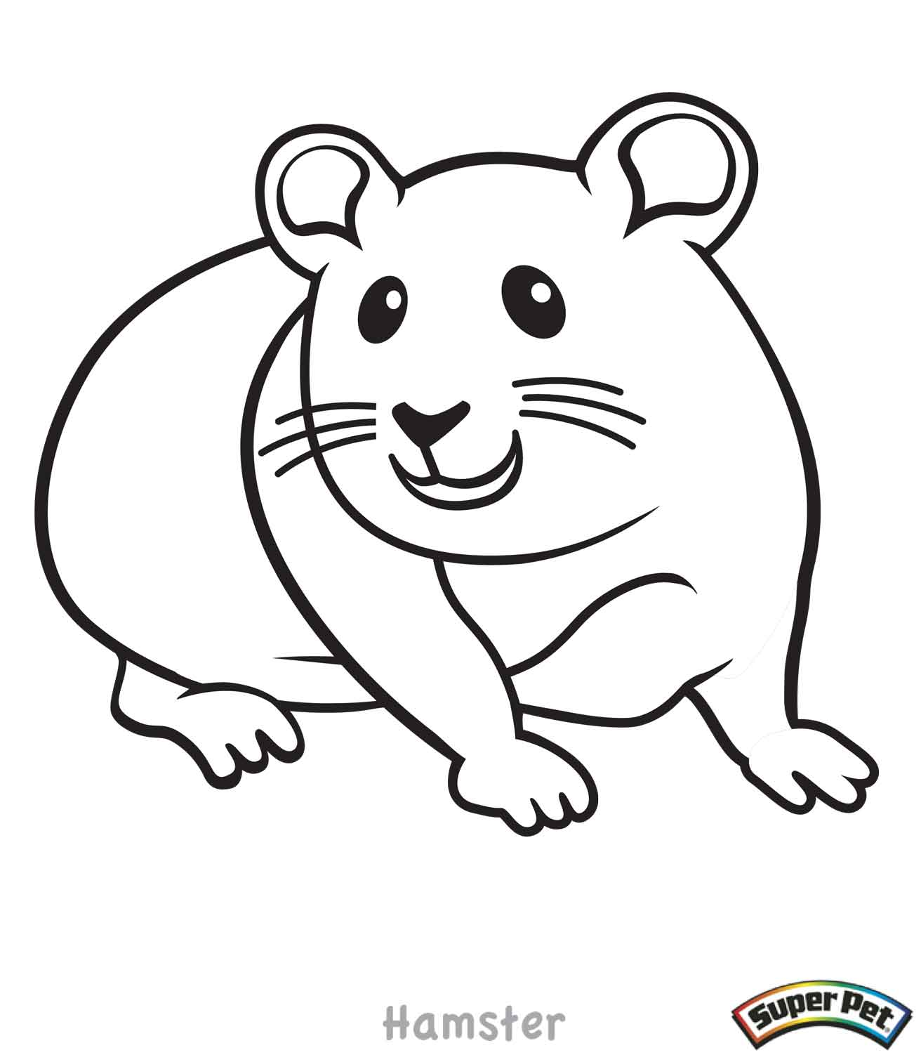 Possum Coloring Pages - GetColoringPages.com | 1512x1312