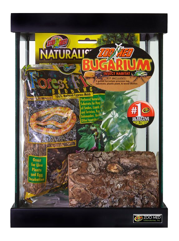 zoo med bugarium insect habitat uncle bills pet centers